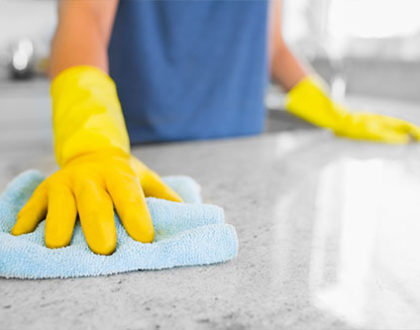 What is the Difference between, Cleaning, Sanitizing and Disinfecting?