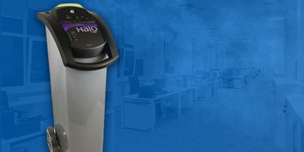 Halo Disinfection System